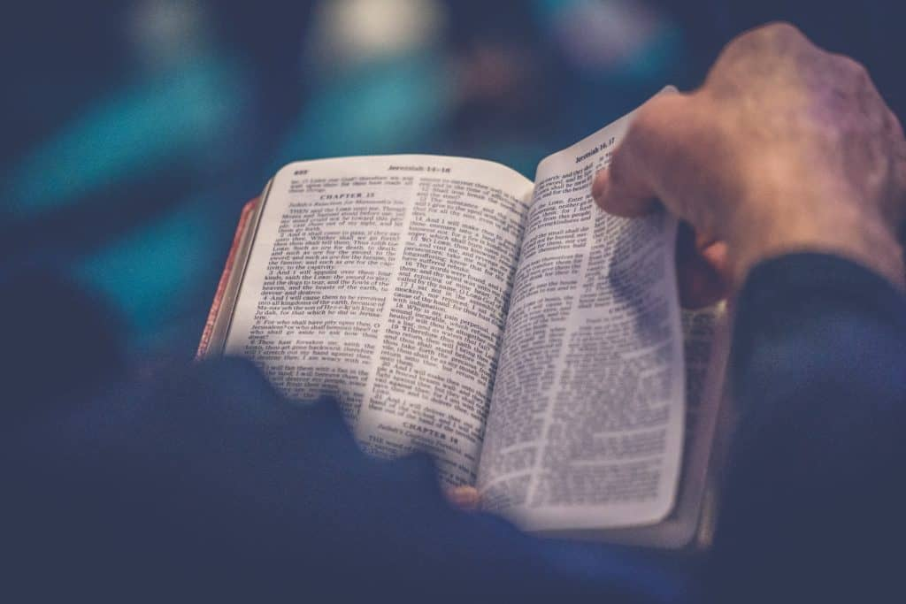 Some Healing Accounts In The Bible