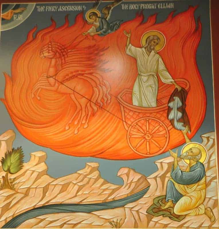 What Does The Mantle Of Elijah Represent?