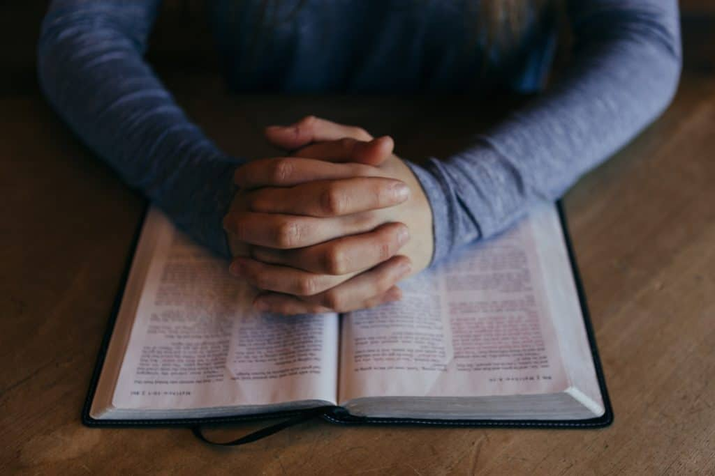 Pray In Obedience To God