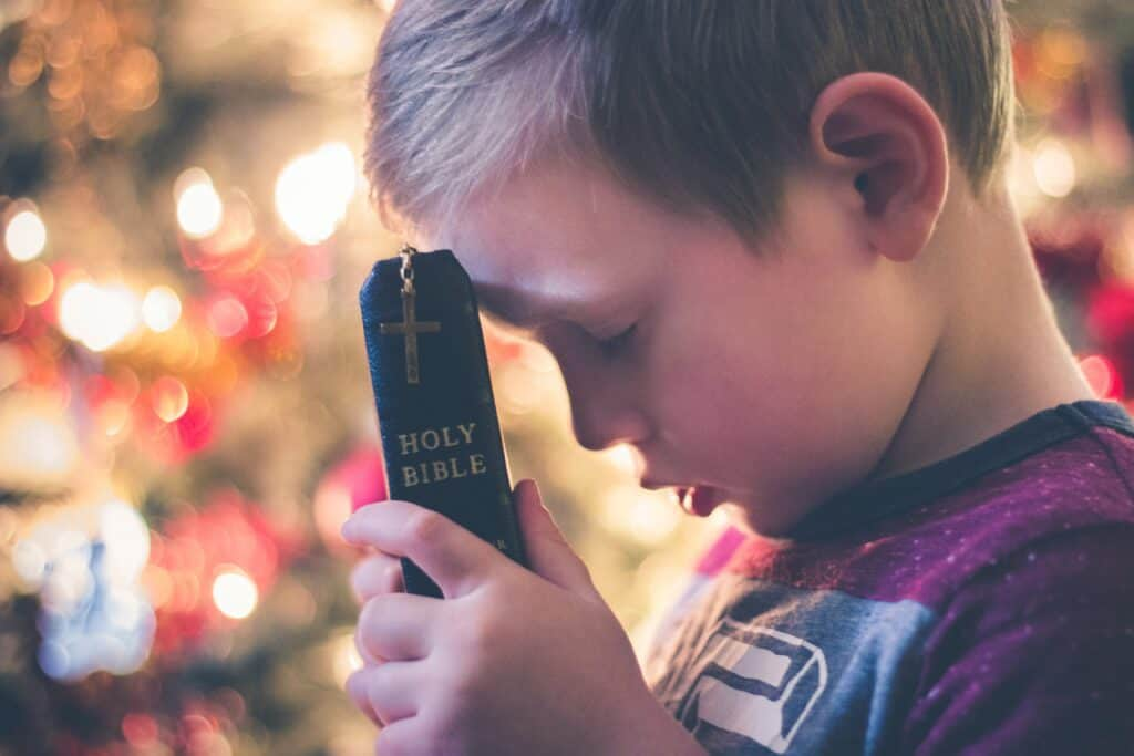 3. Build A Spiritual Prayer Routine With Your Child